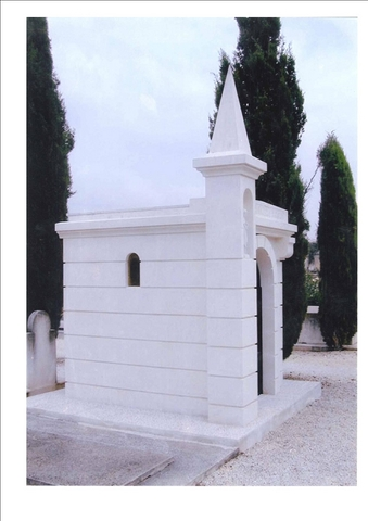 Marbrerie funeraire Bouches-du-Rhône